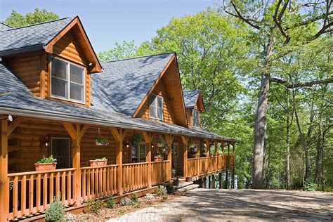 Lakeside House Plans by Log Homes Timber Frame Amp Log Cabins By Honest Abe