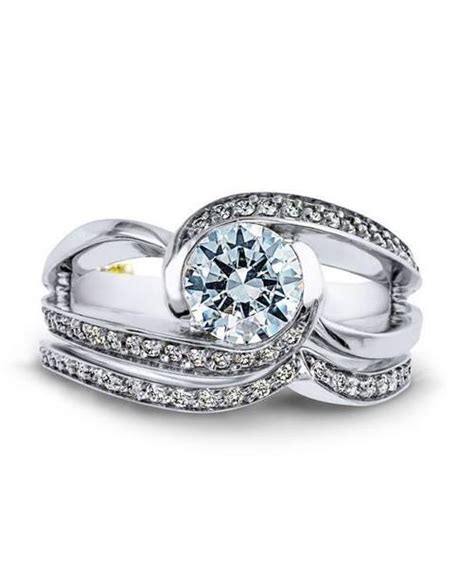 marks and engagement rings schneider cascade wedding band mullen jewelers