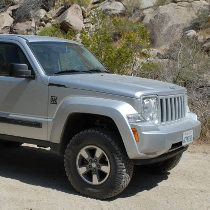 Lifted 2011 Jeep Liberty Jeep Liberty Lift Kits