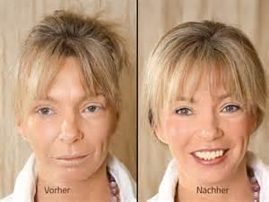 permanent augenbrauen vorher nachher vorher nachher augenbrauen lidstrich lippen