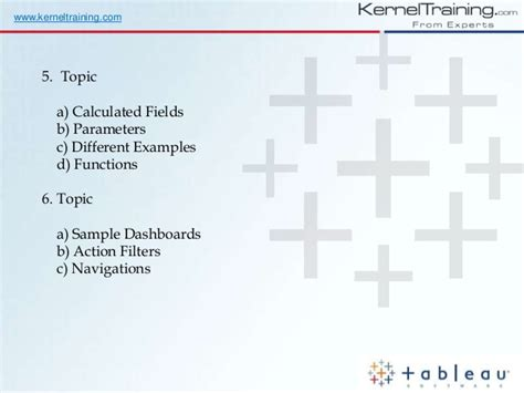 tableau tutorial for beginners ppt tableau training for beginners learn from real time expert