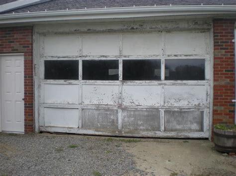 12x8 Garage Door When Is It Time To Buy A New Garage Door