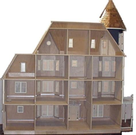 dollhouse layout glencliff plan miniature dollhouses doll house