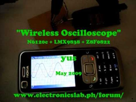 android oscilloscope android bluetooth oscilloscope how to save money and do it yourself