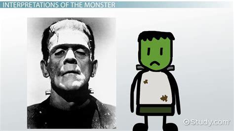 analysis of frankenstein movie frankenstein book vs the movies video lesson