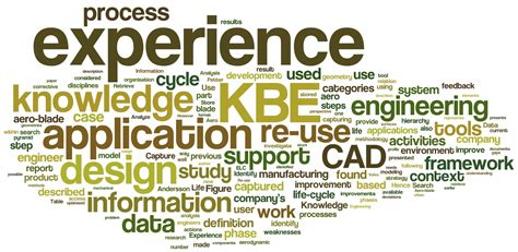 case study   knowledge based engineering tools support experience   tobias