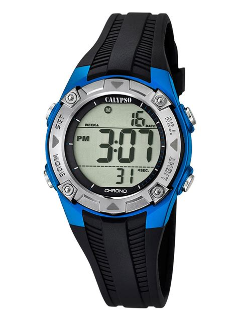 calypso digital chronograph youth k5685 5 uhrcenter
