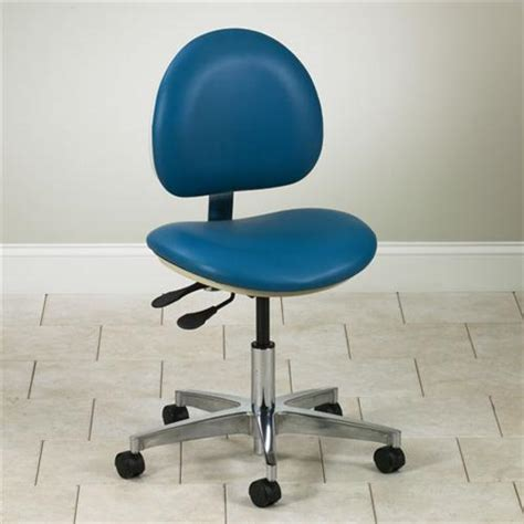 Medicine Office Chair by Clinton Adjustable Contour Seat Office Chair