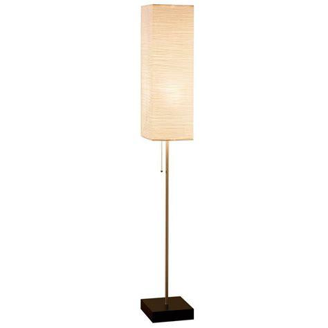 pendant floor l antique brown threshold lighting torch floor l floor ls home depot lights