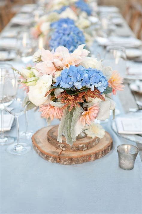 Your Wedding in Colors: Blue and Peach   Arabia Weddings