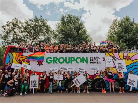 groupon new year parade san francisco pride groupon s decker presence in 2017 s chicago