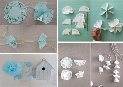 11 usos de las blondas en tu boda c 243 mo hacer flores manualidades para hacer flores