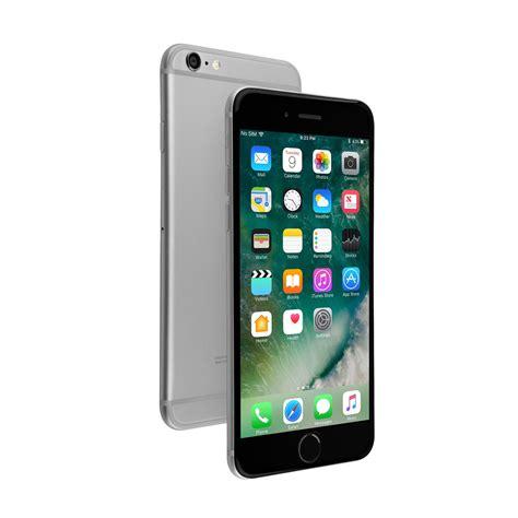 apple iphone  verizon factory unlocked  lte smartphone