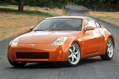 2005 nissan 350z reviews specs and prices cars