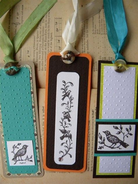 Bookmarks Handmade - 25 best ideas about bookmarks on