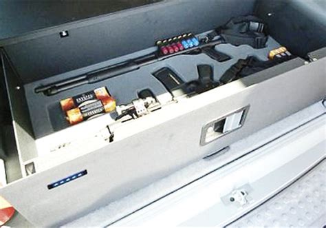 weapon vaults products police magazine