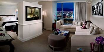 Drapes To Separate Rooms King Suite Hrh All Suite Tower Hard Rock Hotel Las Vegas