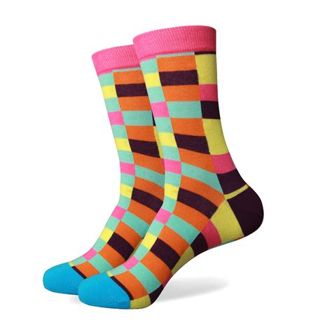 colorful s socks 5 pairs socks colorful dress socks lalbug