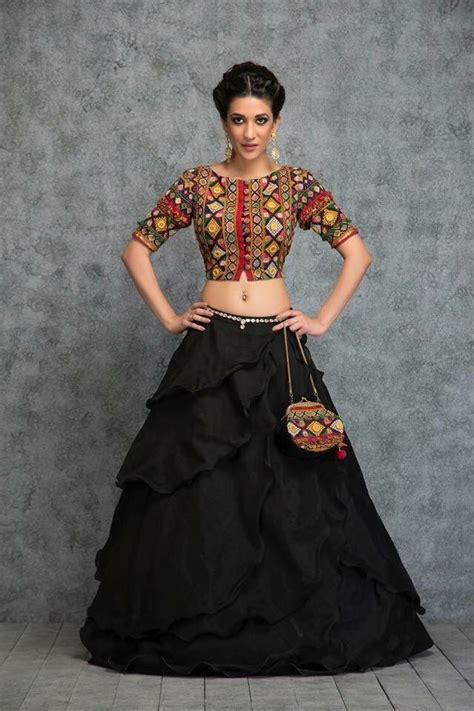 beautiful kutch work blouse love  blouse style