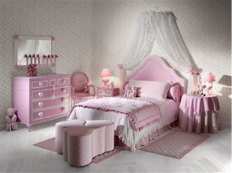 girls pink bedroom 33 wonderful girls room design ideas digsdigs