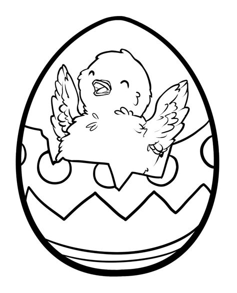 how to color easter eggs easter egg drawing clipart best eggs coloring pages