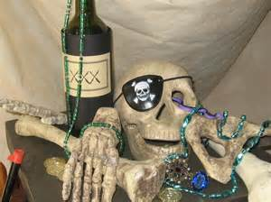 Bridal Gift Wrapping Ideas - pirate wine bottles diy inspired