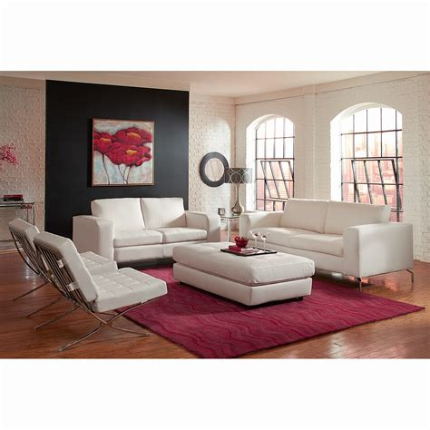 value city furniture living room sets furniture round coffee table with seats value city