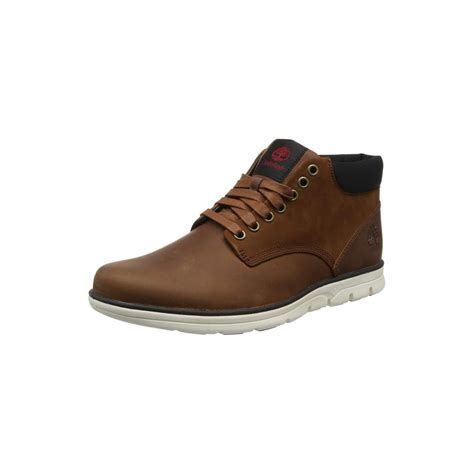 Timberland Leather Brown botas timberland chukka leather brown armer 237 a trelles s l