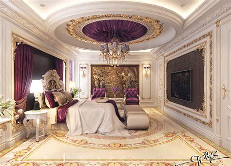 royal bedroom interior design ideas