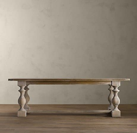 restoration hardware table ls 17 best images about furniture on reclaimed
