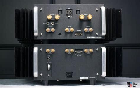 Power Lifier Sound Standard Krell Audio Standard Class A Monoaural Power Photo 532576 Us Audio Mart