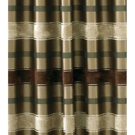 chocolate curtains eyelet sundour portobello chocolate striped eyelet readymade