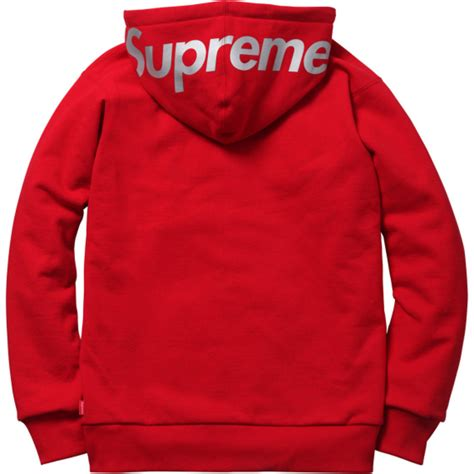 Hoodie Supreme Newyork Nyc 1 supreme 3m reflective logo thermal zip up hoodies available now freshness mag