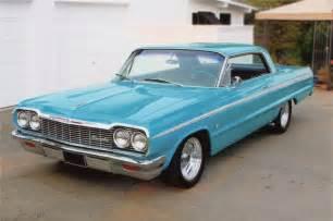 Chevrolet 1964 Impala 1964 Chevrolet Impala Ss 2 Door Coupe 79215