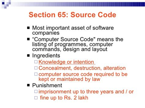 section 45 companies act 2008 information technology act 2000 an overview