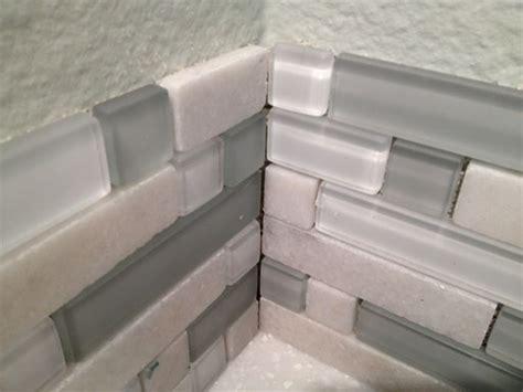 tiling a kitchen floor where to start diy kitchen backsplash part 4 installing backsplash tiles