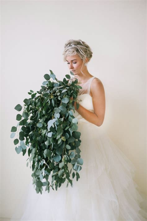 Wedding Bouquet Eucalyptus by 10 Times Filler Flowers Starred In Wedding Bouquets