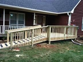 Handicapped House Plans build how to build wood handicap ramp diy wooden bowls