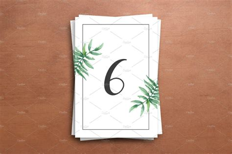 table numbers for wedding reception templates 21 wedding table card templates editable psd indesign