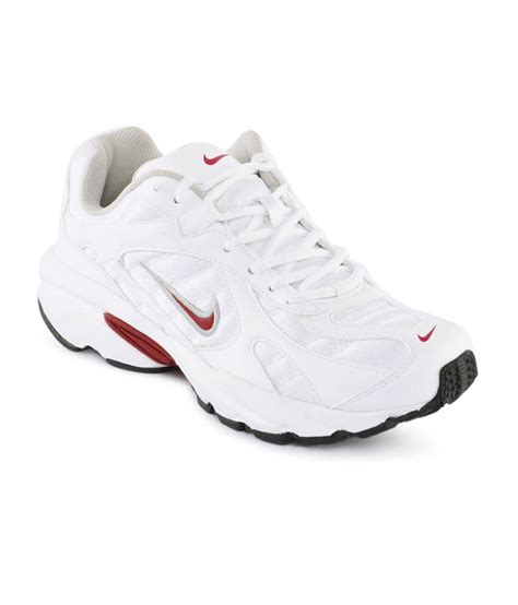 white nike athletic shoes nike 2 04 white sports shoes buy nike 2 04