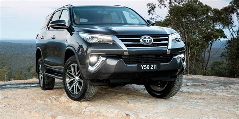 fortuner specs 2018 toyota fortuner pricing and specs photos