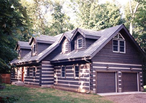 appalachian log homes custom home pictures cabins 443454