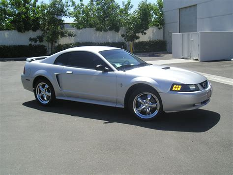 2001 ford mustang information and photos momentcar