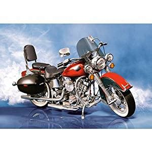 Motorrad Puzzle 1000 Teile by Puzzle 1000 Teile Harley Davidson Heritage Softail Classic