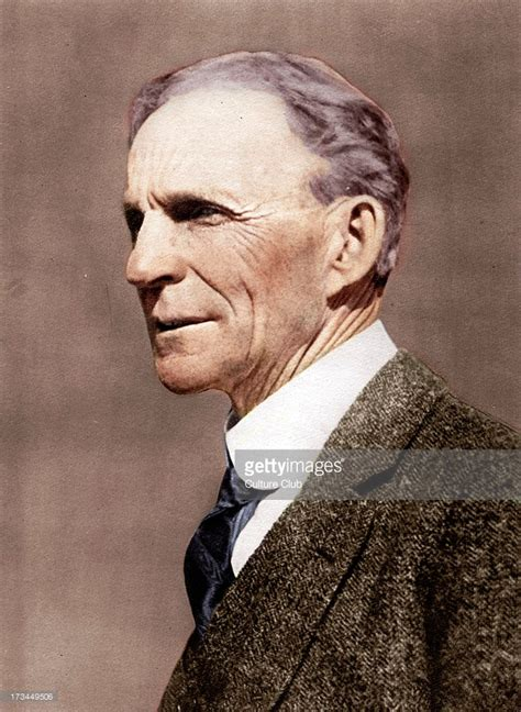 henry ford henry ford founder of ford motor company getty images