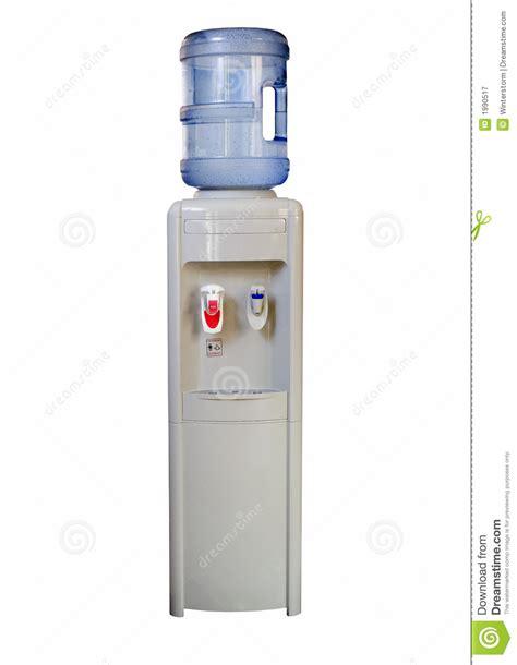 tr騁eau de bureau refroidisseur d eau de bureau photographie stock libre de