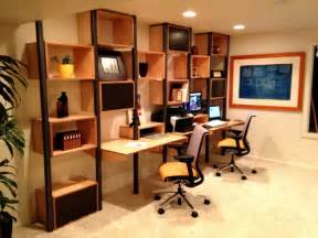 home office shelving systems home office cool home office design with brown wall