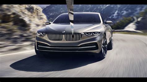 bmw  series concept convertible youtube