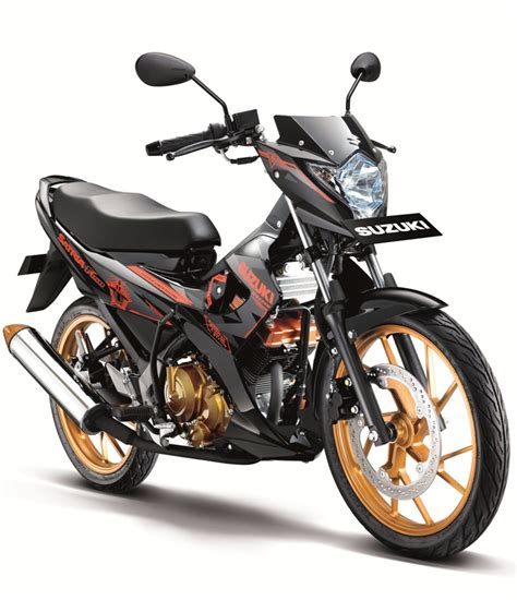 Security Alarm Satria Fu suzuki new satria fighter one pakai alarm dan aksesoris
