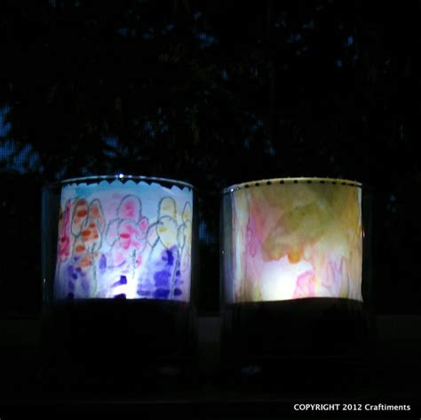 Craftiments Dollar Store Solar Nightlights Dollar Store Solar Lights